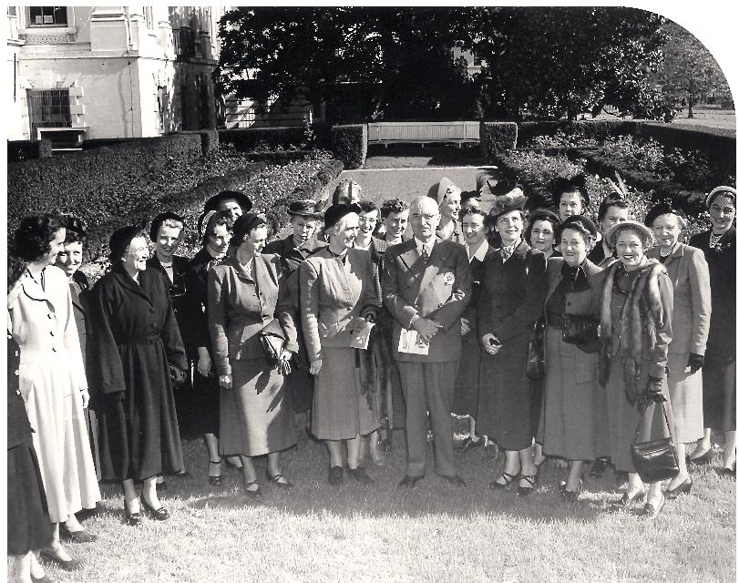 100th anniversary 1940s photo
