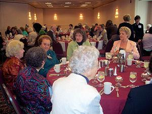 2009 NYS League Convention: Luncheon Photo