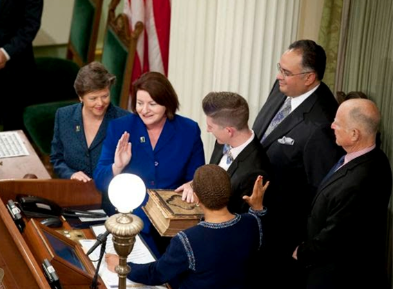 California oath of office 2019