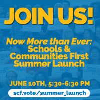 Join Us - Schools and Communities First June 10