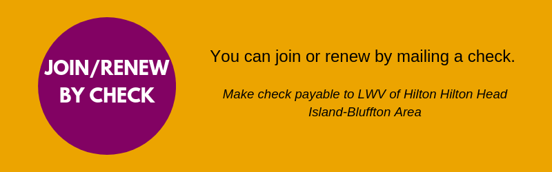 Join/Renew by Check