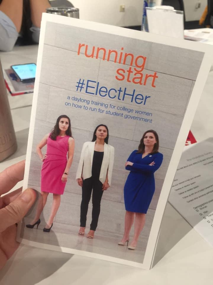 #ElectHer workbook