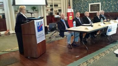 Health Committee partnered with Natural Resources Committee presenting forum on drinking water