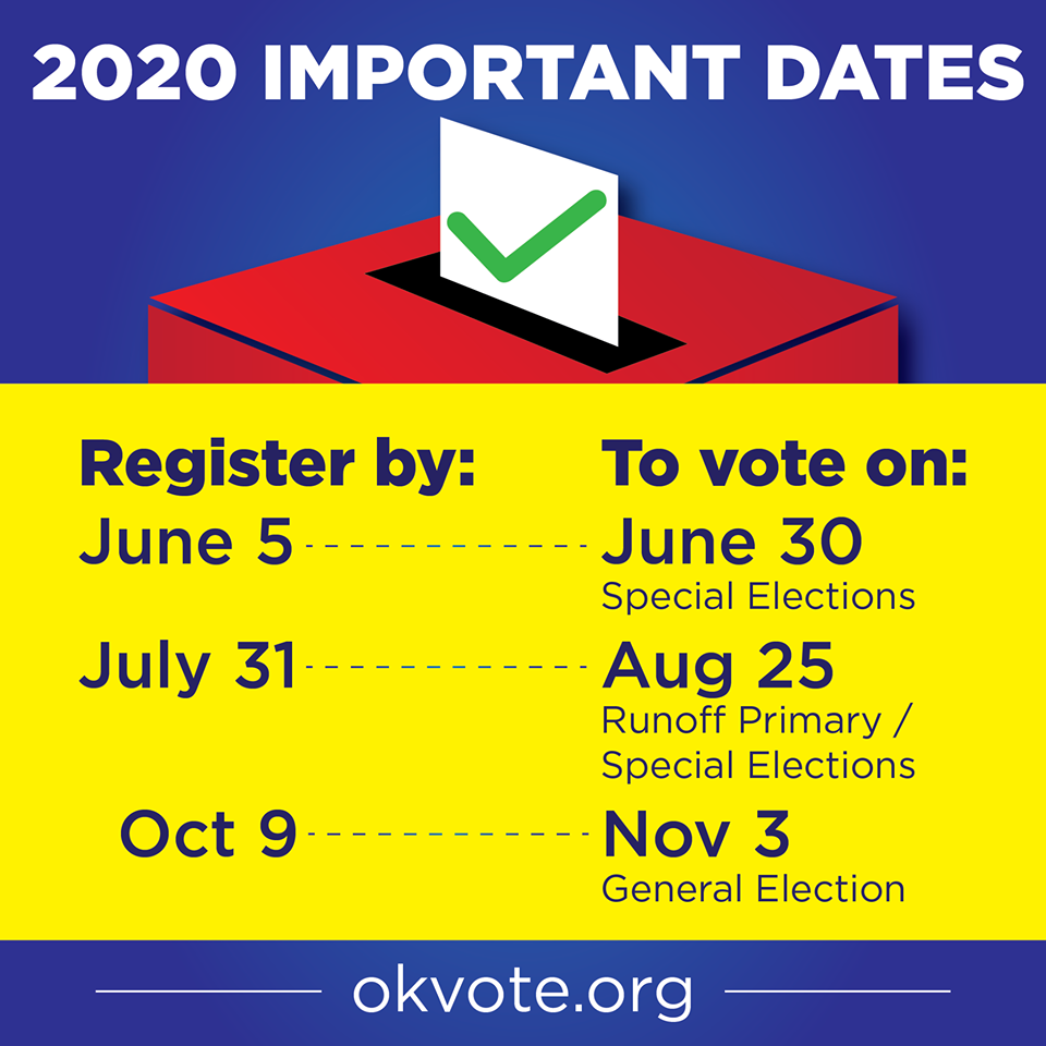 Register to vote with OKVOTE.org