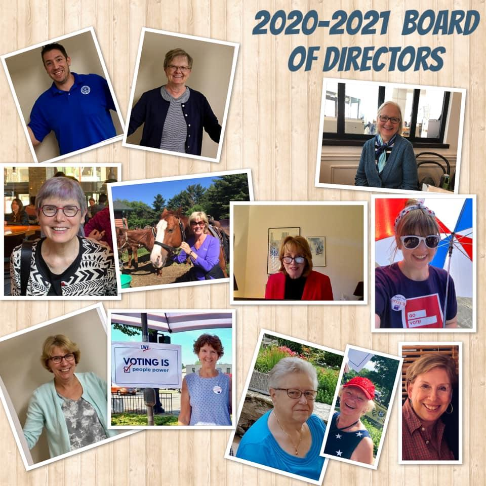 Wheaton LWV Board 2020-21