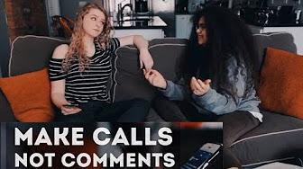 Make Calls Not Comments video cover