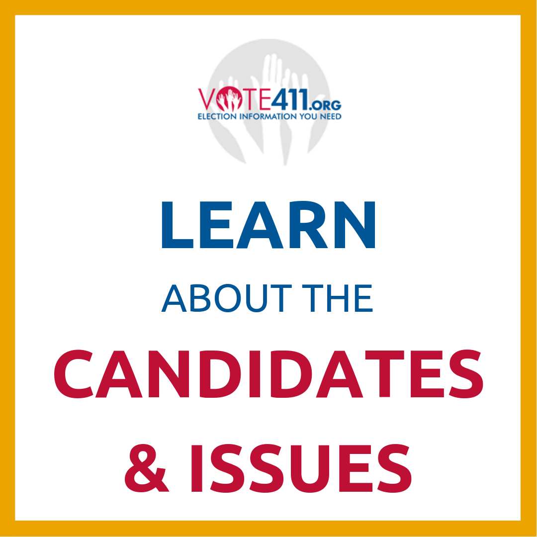 candidate info