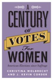 A Century of Votes for Women book cover