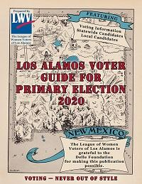 Voters Guide Primary Election 2020 Cover small 200x259