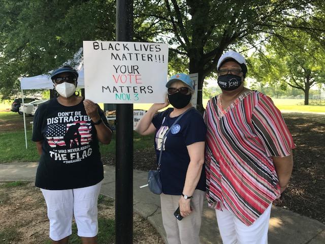Black Lives Matter | Your Voice Matters | VOTE