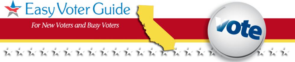 2020 LWV of CA Easy Voter Guide