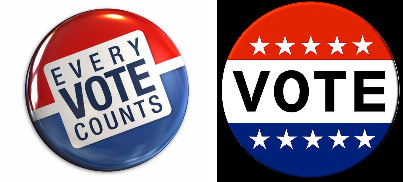 Every Vote Counts - Vote