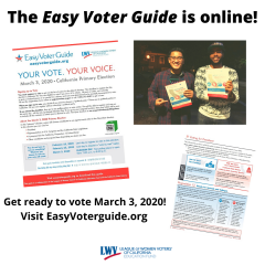 Easy Voter Guide