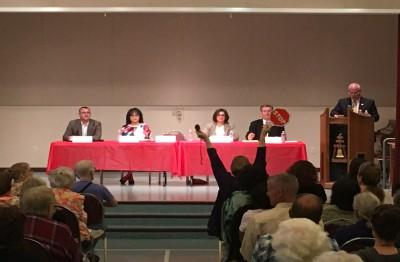 LWV Riverside Mayoral Forum