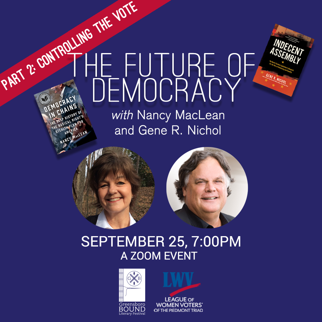 The Future of Democracy Part 2 - McLean and Nichol