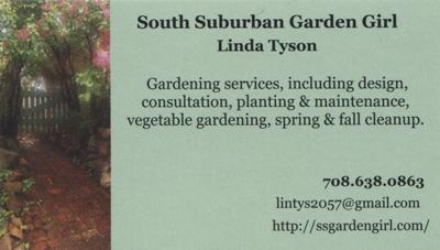 South Suburban Garden Girl