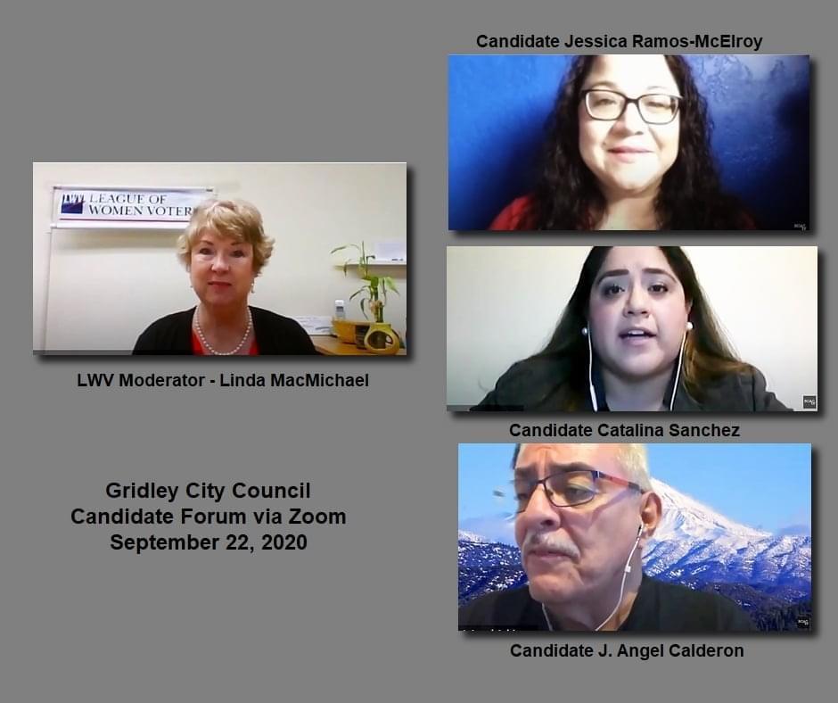 Gridley Forum