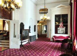 Vermont Statehouse Hallway