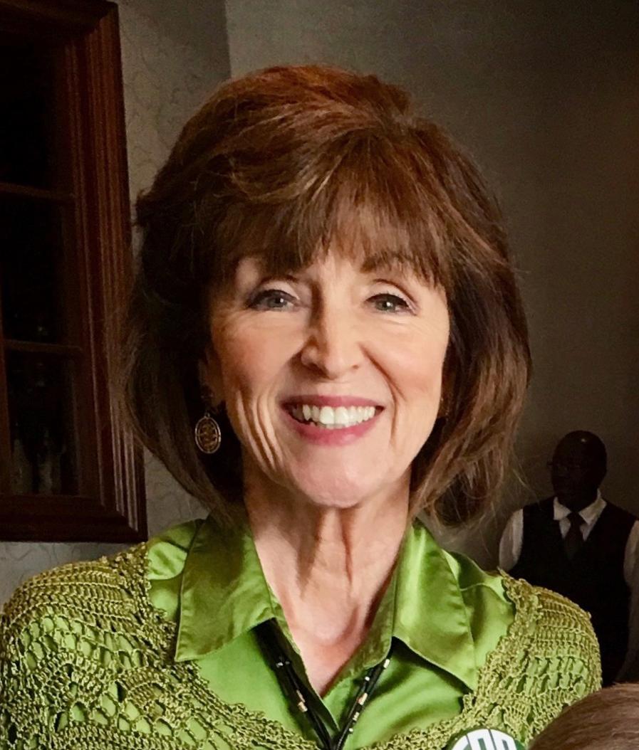 Barb Hammes, ERA Coordinator, LWVHHI-BA