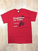 Red LWVNYC T Shirt