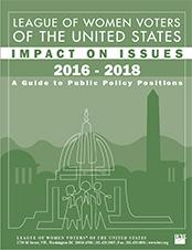 Cover of LWVUS Impact on Issues