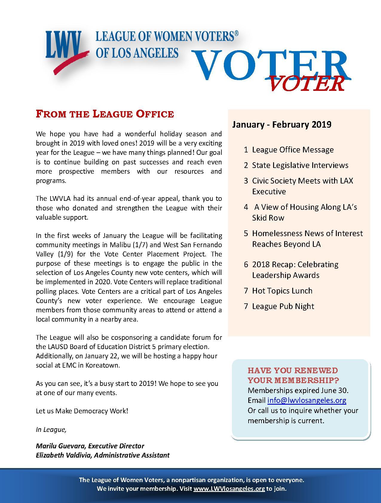 voterjanuary