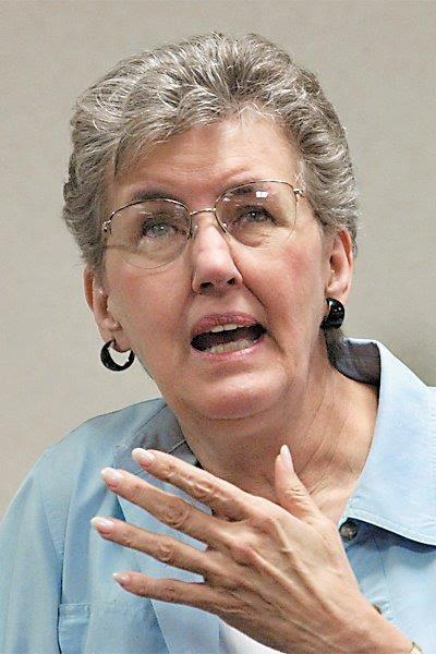Photo of member Judith Goldsmith