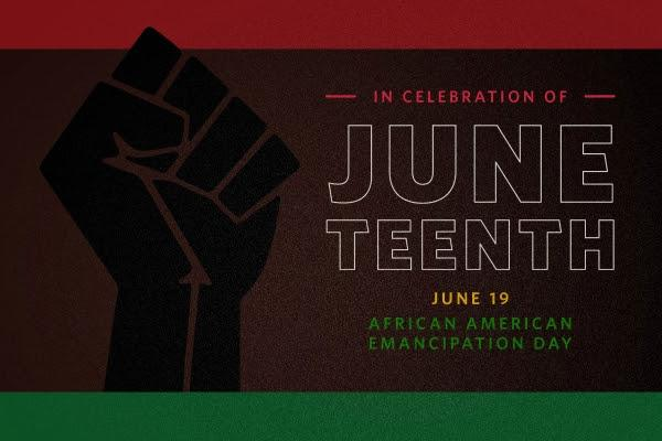 Juneteenth Book LIst