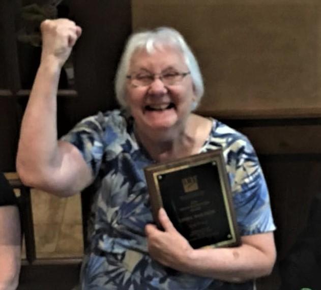 Linda Wolfson, 2018 Maud Wood Park Award Recipient