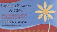 Lapelle's Flowers & Gifts