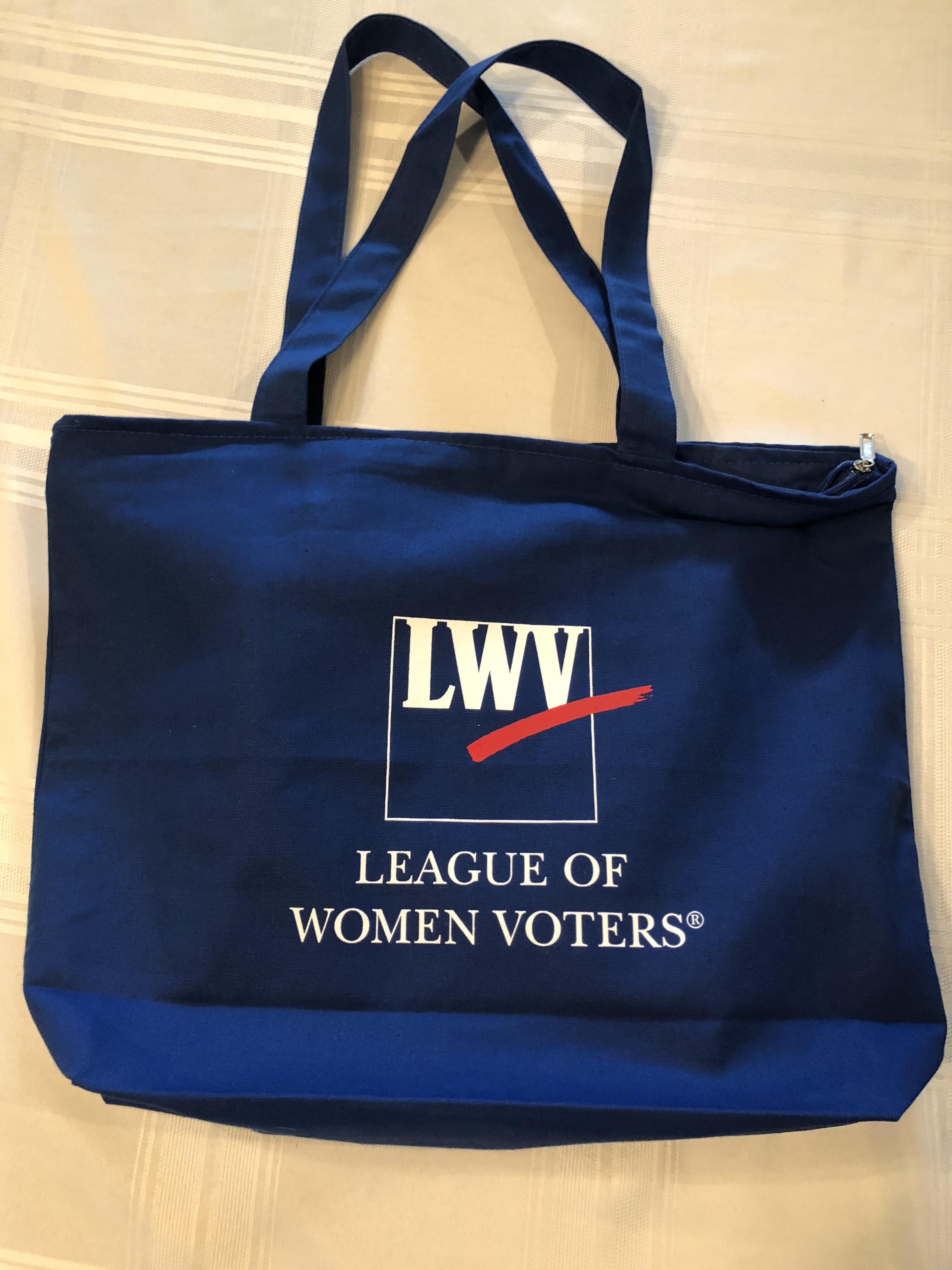 LWVO Tote Bag