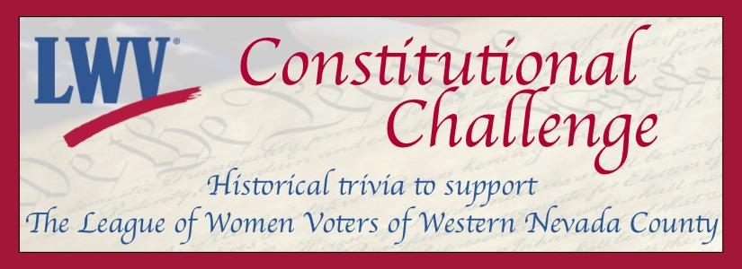 Constitutional Challenge historical