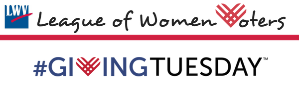 LWV-TX Giving Tuesday
