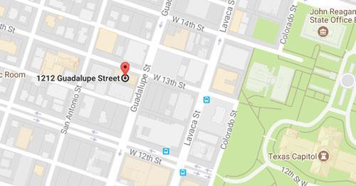 LWV-TX Google Map location