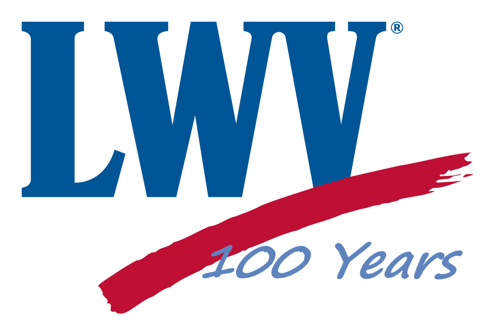 LWV 100 Years Strong