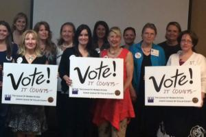 LWV-CC Women Vote