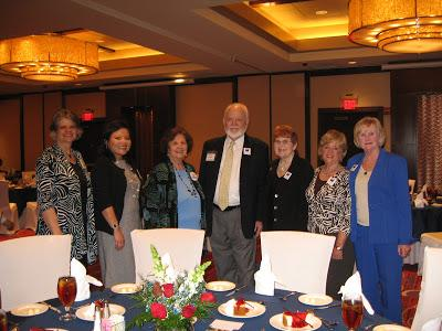 LWVGC (MS) members attend Sunshine Event