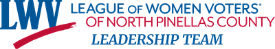 LWV North Pinellas Leadership Team