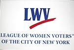 LWV City of New York Poster
