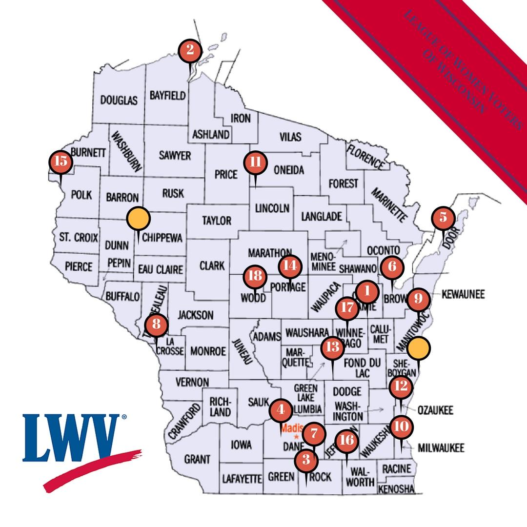 Local Leagues in Wisconsin State