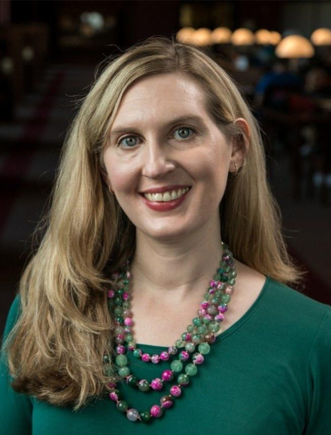 Melinda Miller, Assistant Professor of Economics