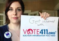 Get Informed at Vote411.org!