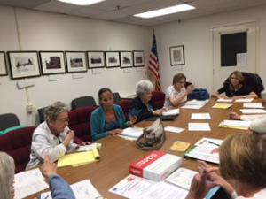 LWV Monroe Township Meeting