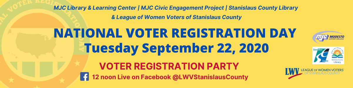 National Voter Registration Day image