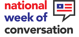 national week of conversation logo