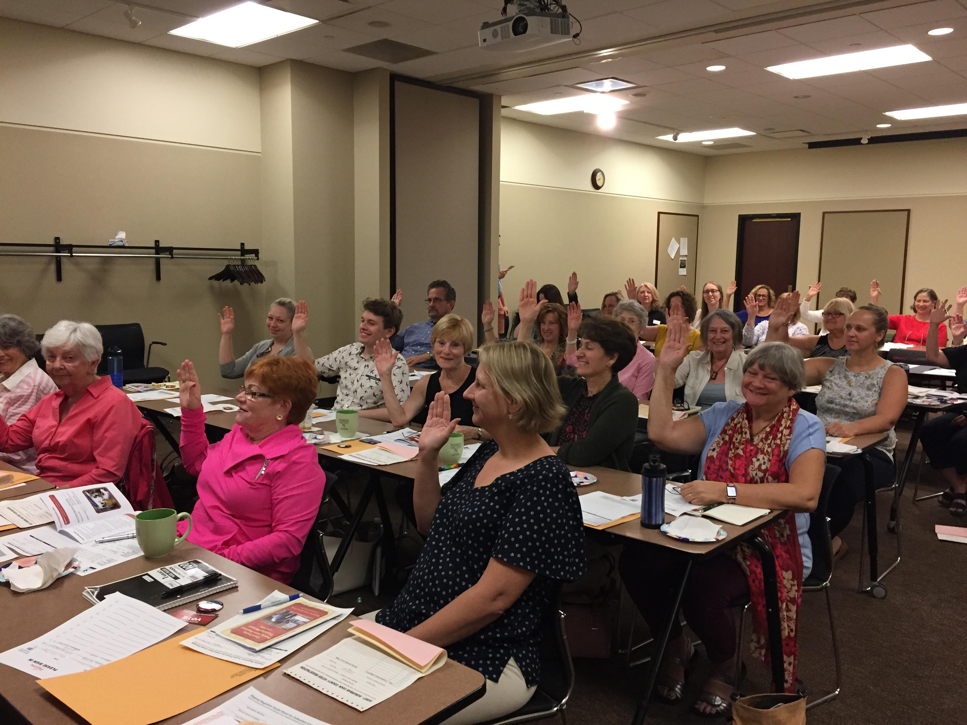 LaGrange LWV Trains Registrars
