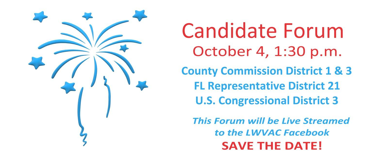 Candidate Forum 2020