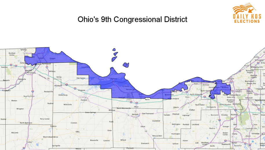 Ohio's 9th congressional district