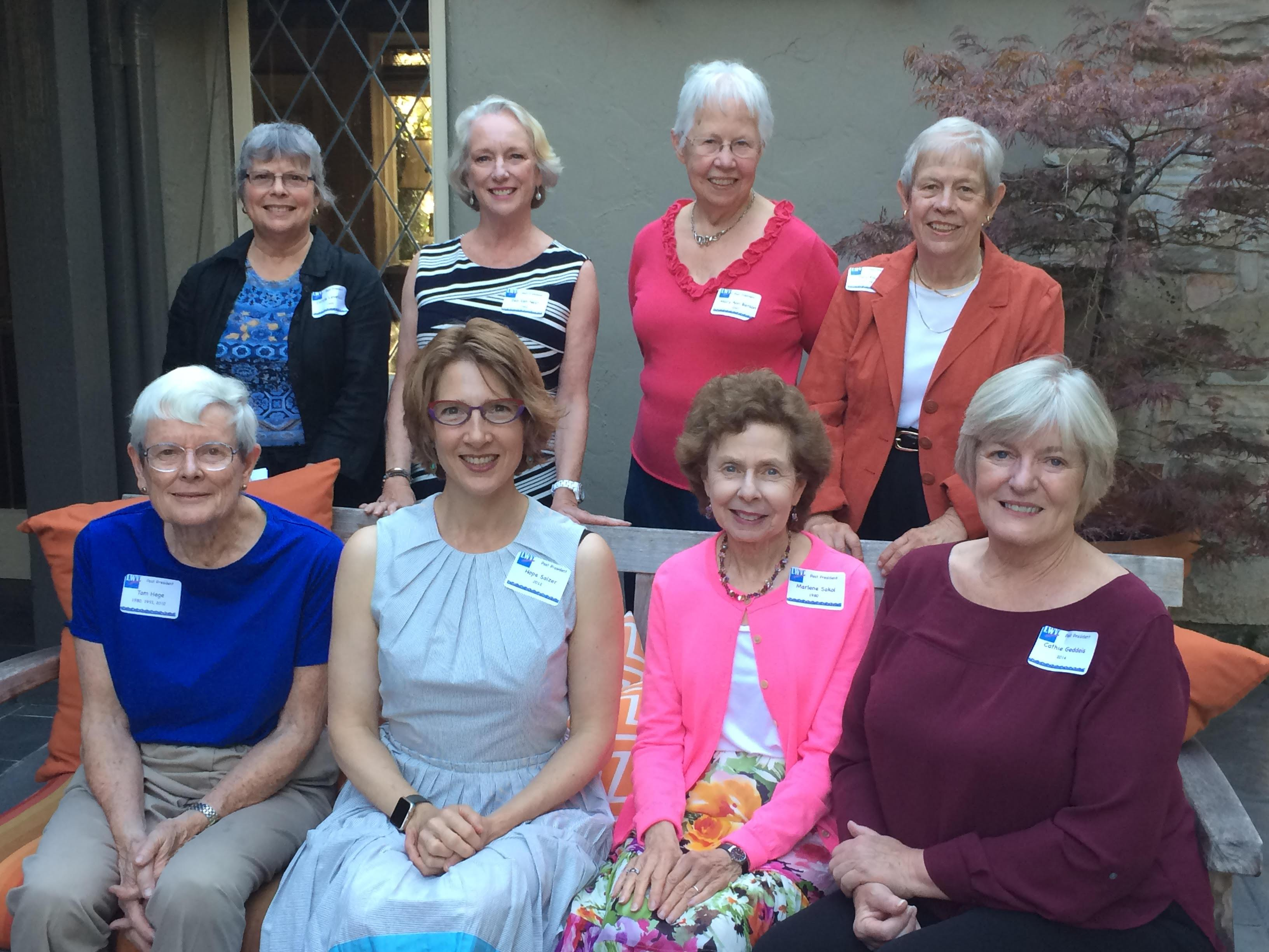 Past LWVP Presidents