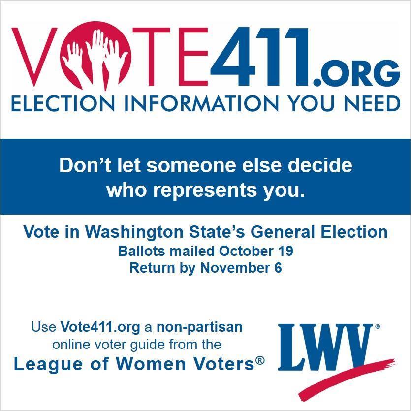 Vote 411.org logo